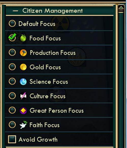 Civilization V Basics Citizen Management
