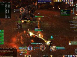 Rift Grim Awakening Magma Lord Kaliban