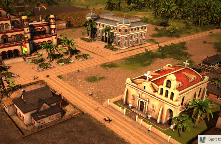 tropico5 colonial era