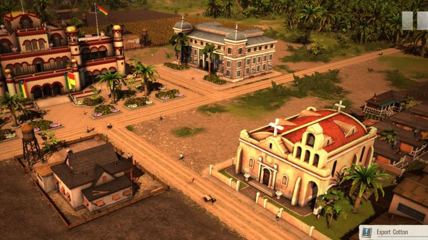 Tropico 5 review the colonial era