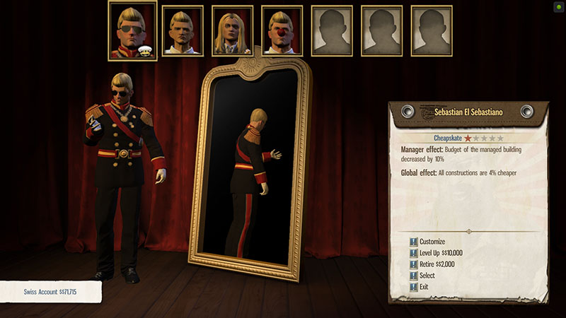 Tropico 5 review dynasties