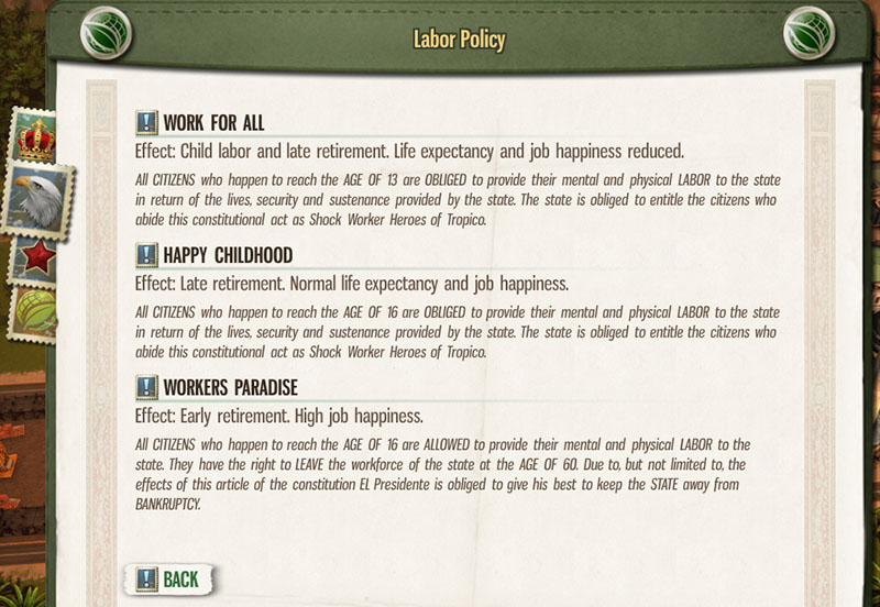 tropico5-review-labour-policy