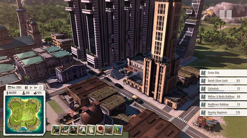 Tropico 5 review the modern era