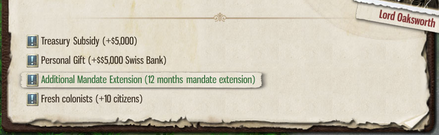 tropico5 swiss bank account quest