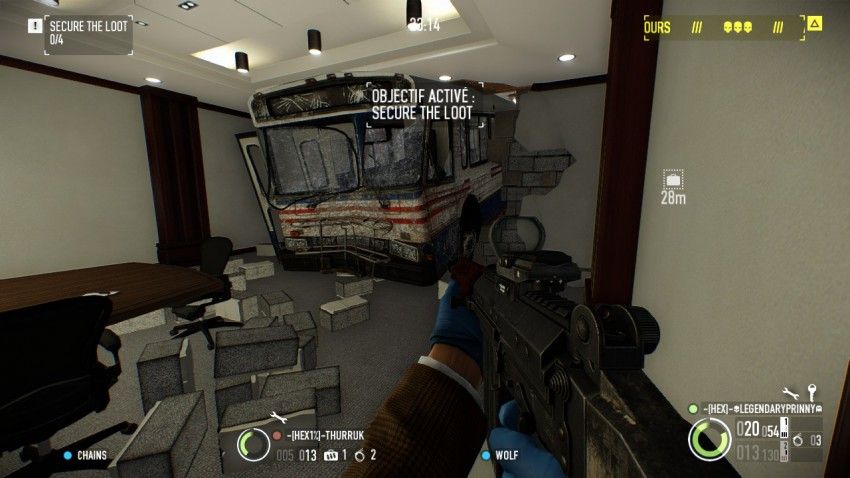 payday2 big bank heist guide escape bus stop