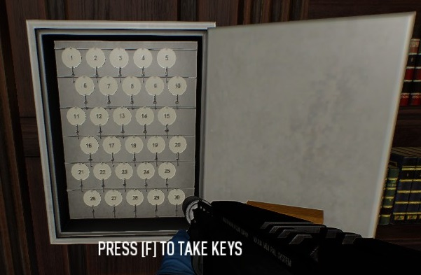 payday2 big bank heist guide key box open
