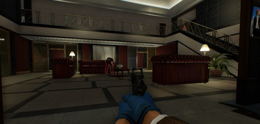 payday2 big bank heist guide insider help poisoned cake at the vault area