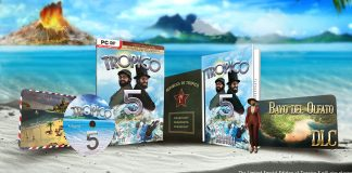 Tropico 5 information about the content of patch 1.02