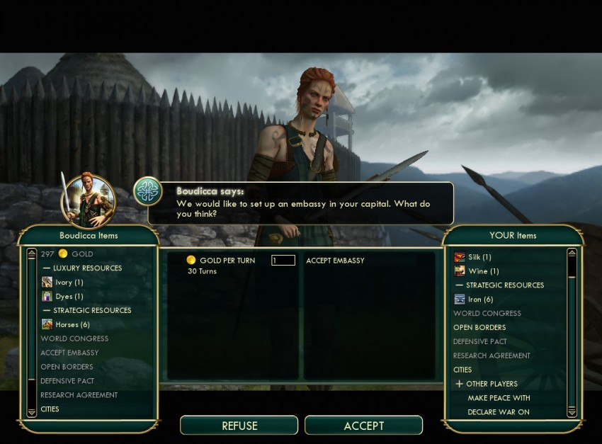 civilization-v-guide-fair-deals-in-trade-and-politics-ambassy-for-gold-deal