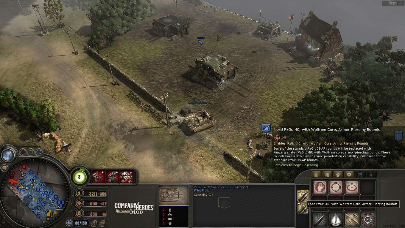 Company Of Heroes Blitzkrieg Mod Review Gameplayinside