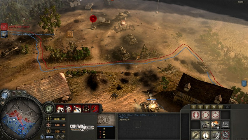 company-of-heroes-blitzkrieg-mod-review-combat-beginning