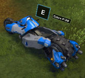 the lgv bike in firefall