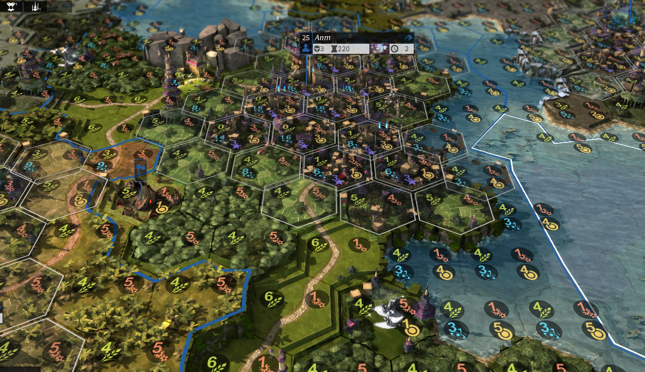 Endless Legend Where To Build City