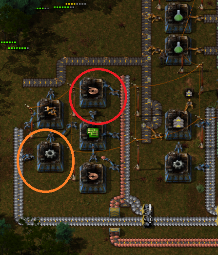 Lovely Factorio Easy Green Flasks Better Design