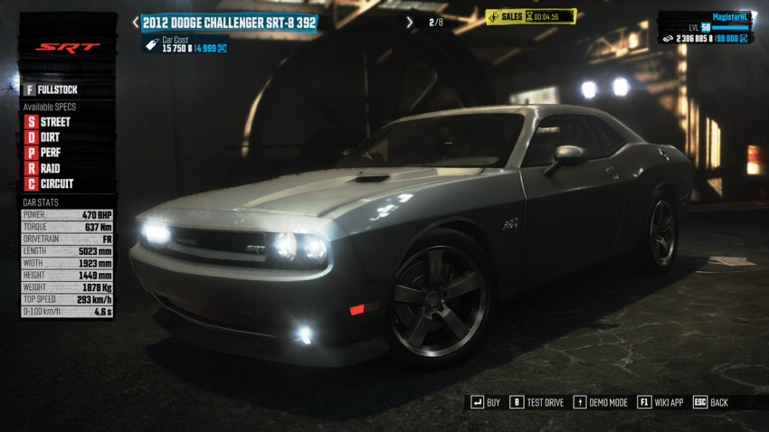 The Crew Guide Best Starting Car Gameplayinside
