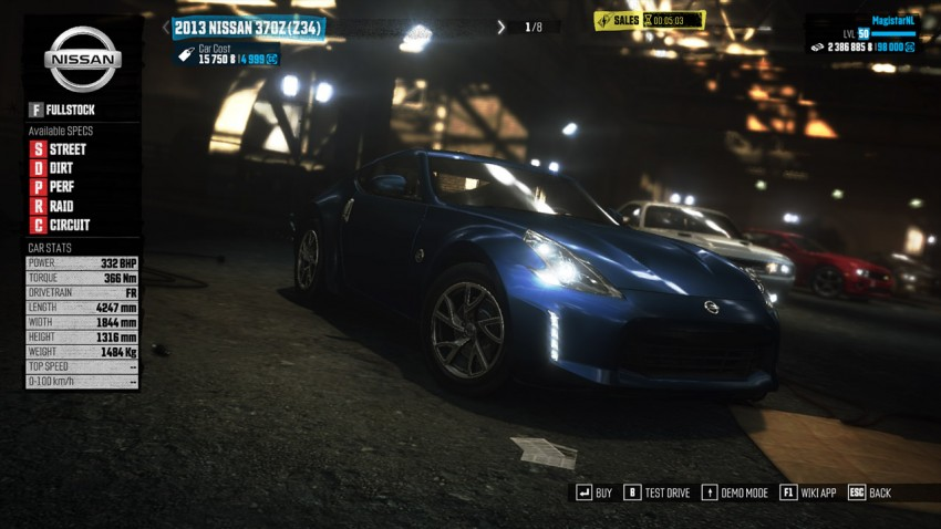 the-crew-guide-best-starting-car-nissan-370z