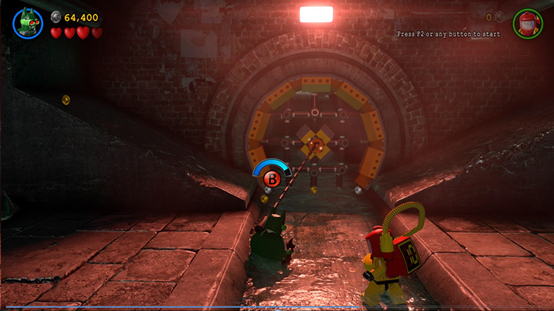 lego-batman-3-walkthrough-level-1-pursuers-in-the-sewers-pull-the-lever-open-the-sewer