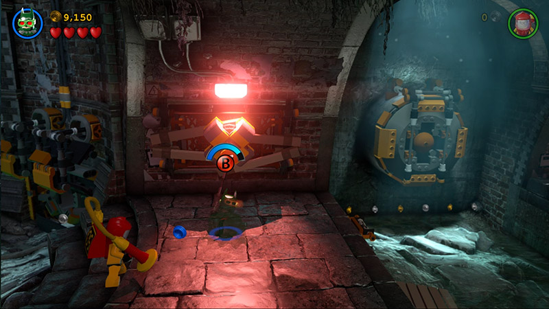 lego-batman-3-walkthrough-level-1-pursuers-in-the-sewers-pull-the-wall-plug