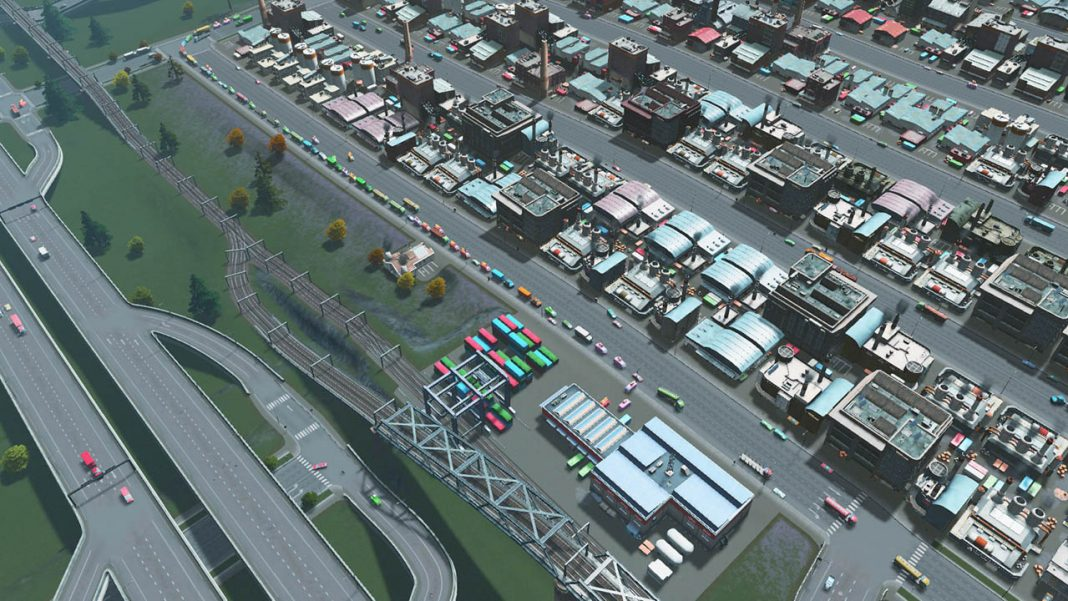 Cities Skylines Guide - How Industries work - GameplayInside