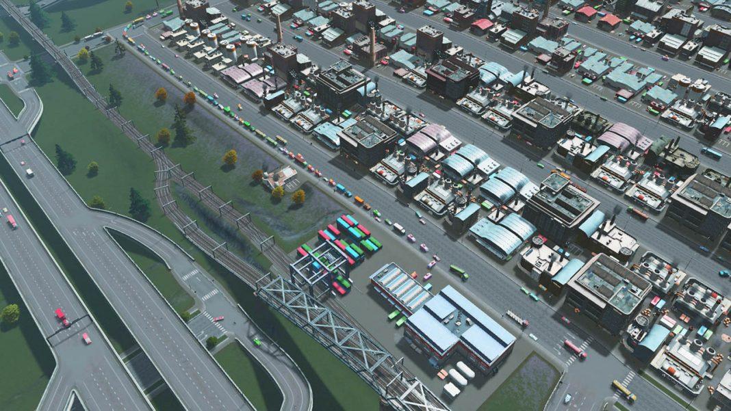 Cities Skylines Industry Not Building