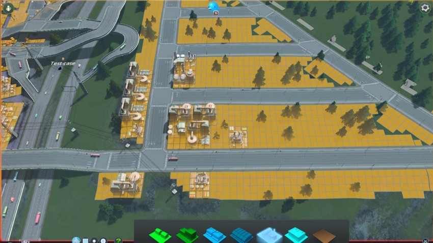 You can create a industrial zone by creating roads and zoning the area yellow.