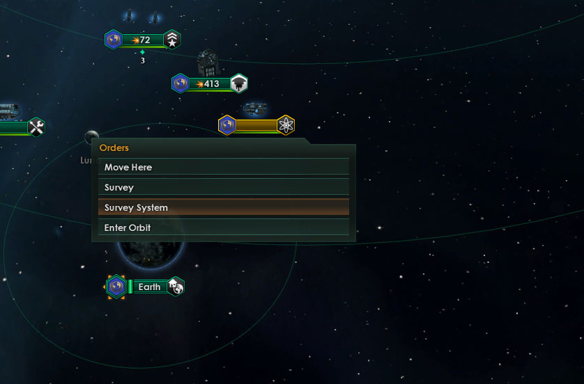 stellaris-new-player-guide-order-science-ship-to-survey